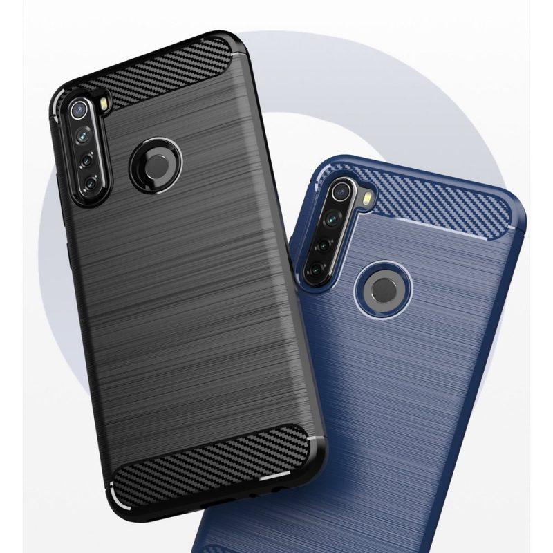 Carbon kryt na Xiaomi Redmi Note 8T Blue