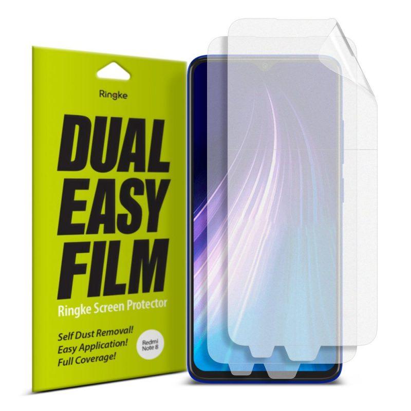 Dual Easy Matte Film na Xiaomi Redmi Note 8T/ Redmi Note 8