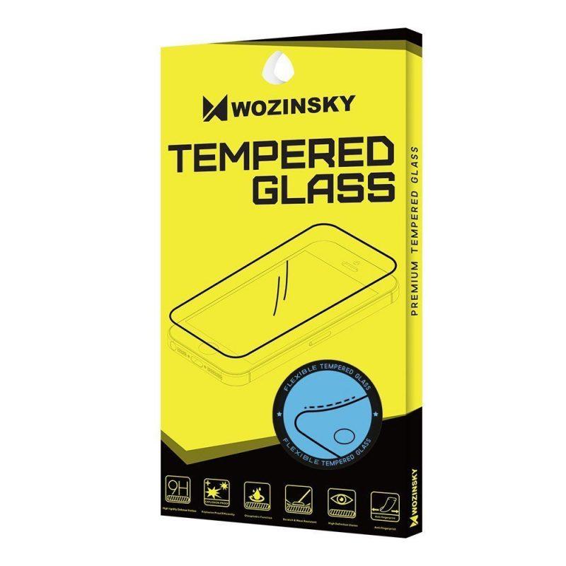 Ochranné Flexi sklo na Xiaomi Redmi Note 8 Pro