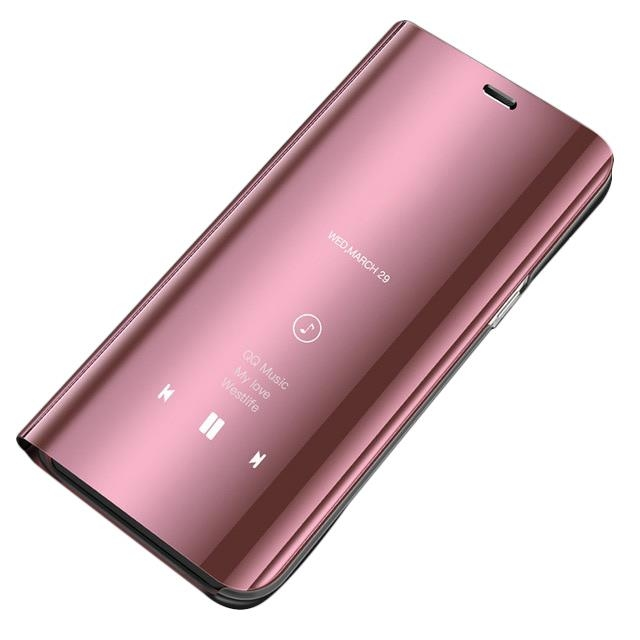 Ochranné Flip puzdro na Huawei Mate 20 Lite Ružové