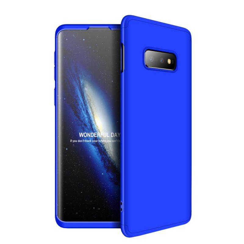 Odolný Full Body kryt na Samsung Galaxy S10e Blue