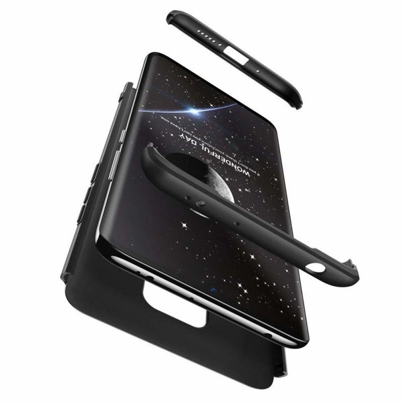 Odolný Full Body kryt na Huawei Mate 20 Black