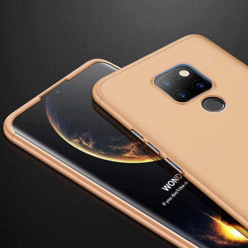 Odolný Full Body kryt na Huawei Mate 20 Golden