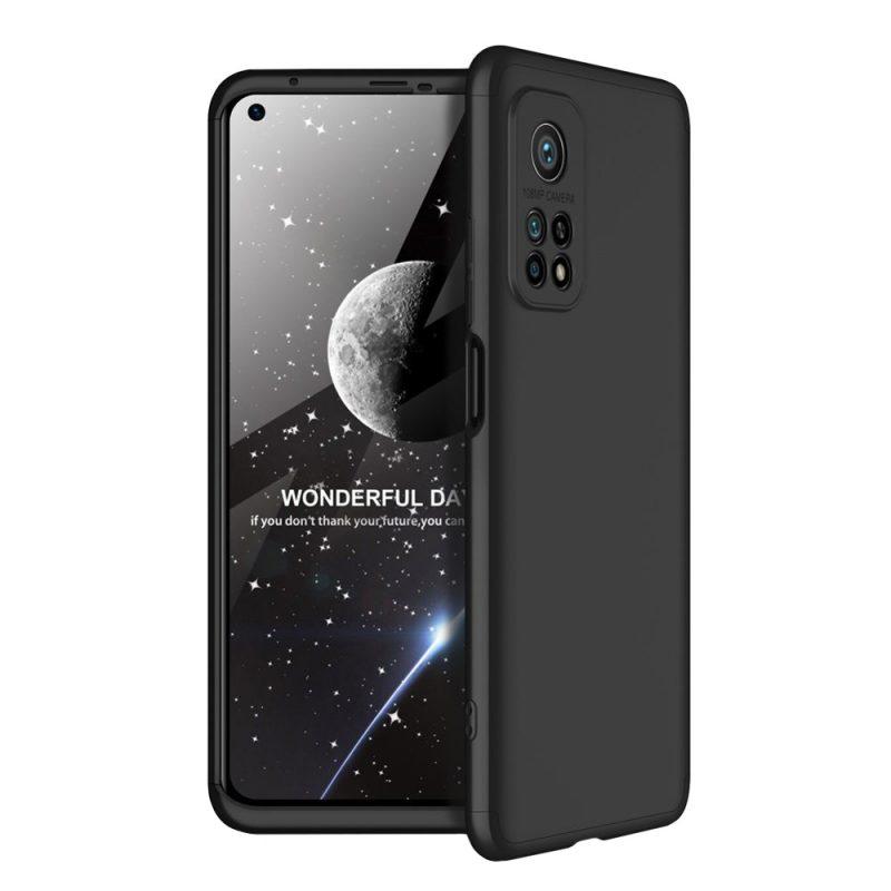 Odolný Full Body kryt na Xiaomi Mi 10T Pro/ Mi 10T Black