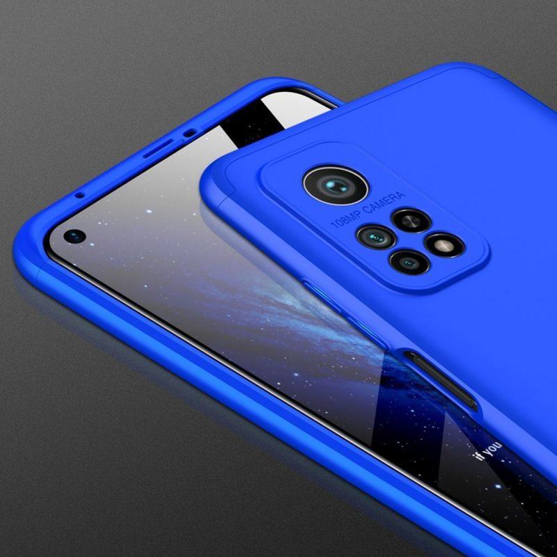 Odolný Full Body kryt na Xiaomi Mi 10T Pro/ Mi 10T Blue