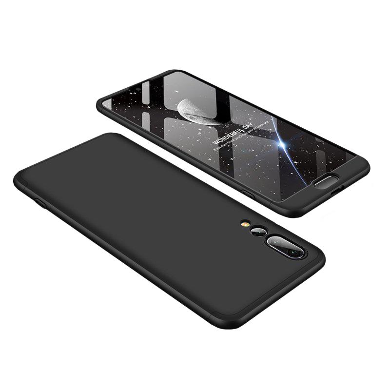 Odolný Full Body kryt na Huawei P20 Pro Čierny