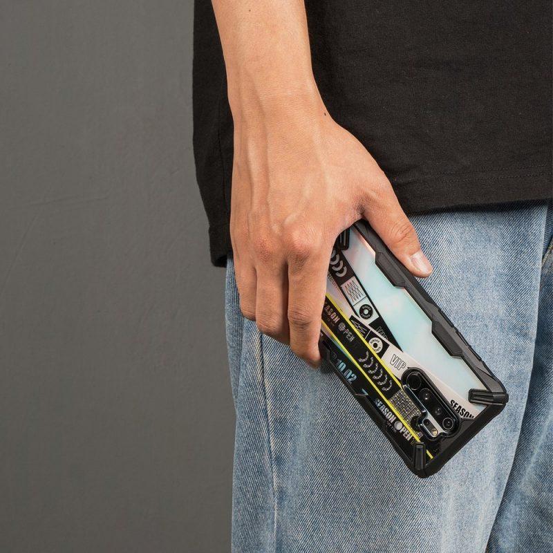 Fusion X Design kryt na Xiaomi Redmi Note 8 Pro Ticket Band