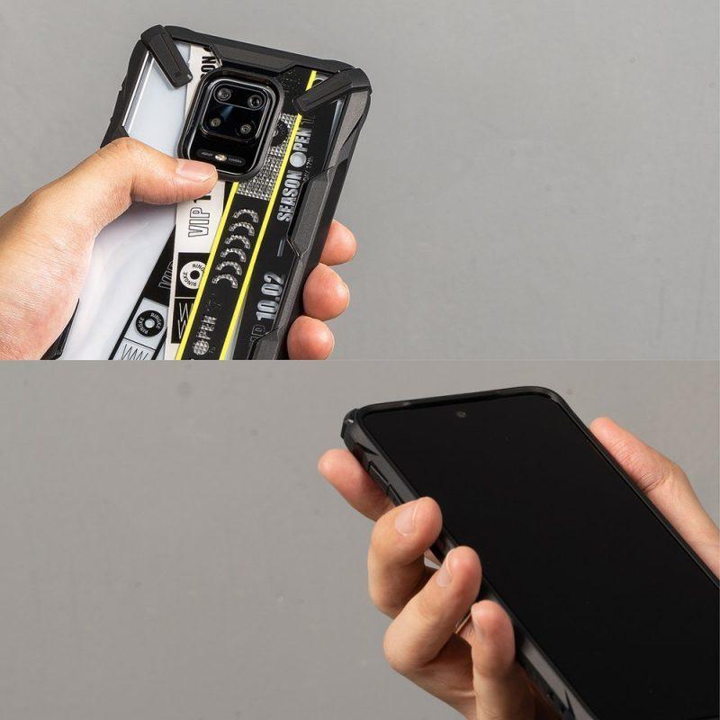 Fusion X Design kryt na Xiaomi Redmi Note 9 Pro/ Redmi Note 9s Ticket Band