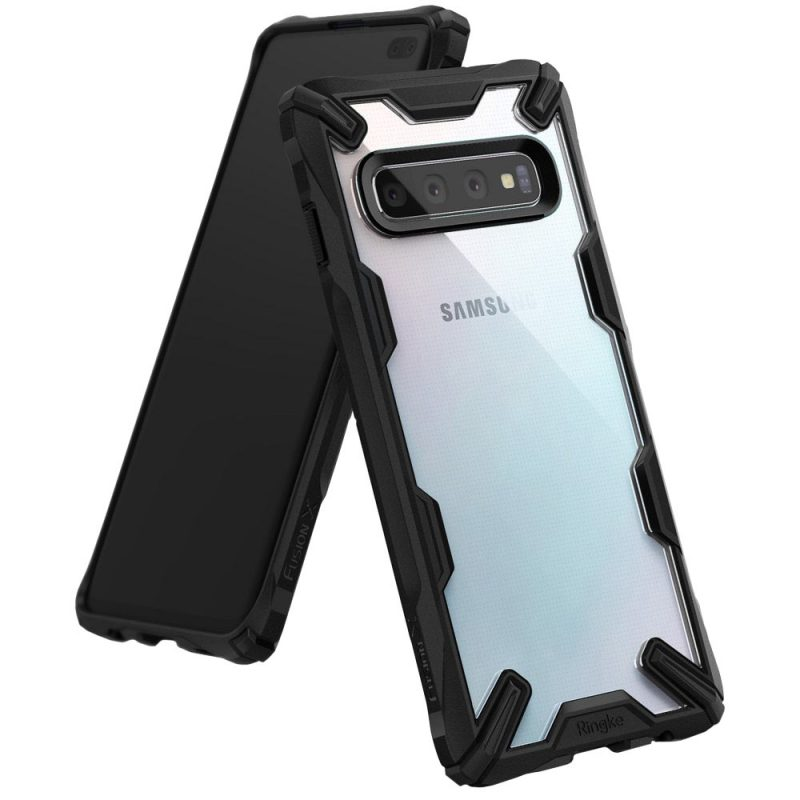 Fusion X Durable kryt na Samsung Galaxy S10 Plus Black