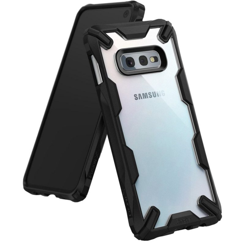 Fusion X Durable kryt na Samsung Galaxy S10e Black
