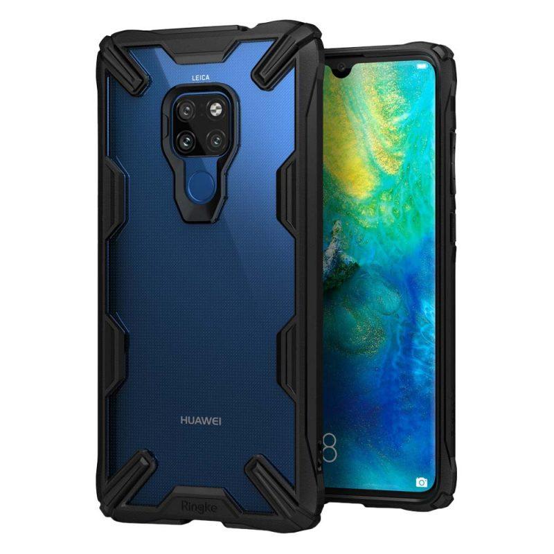Fusion X Durable kryt na Huawei Mate 20 Black