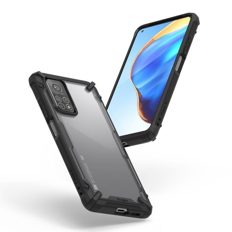 Fusion X Durable kryt na Xiaomi Mi 10T Lite Black