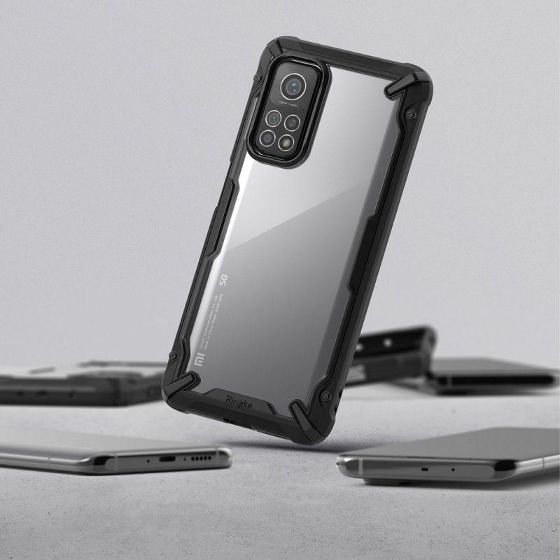 Fusion X Durable kryt na Xiaomi Mi 10T Pro/ Mi 10T Black