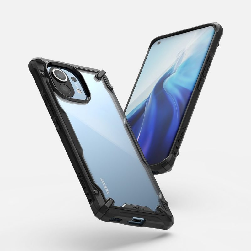 Fusion X Durable kryt na Xiaomi Mi 11 Black