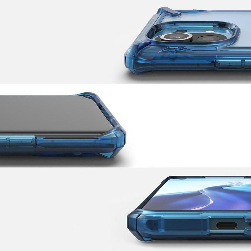 Fusion X Durable kryt na Xiaomi Mi 11 Blue