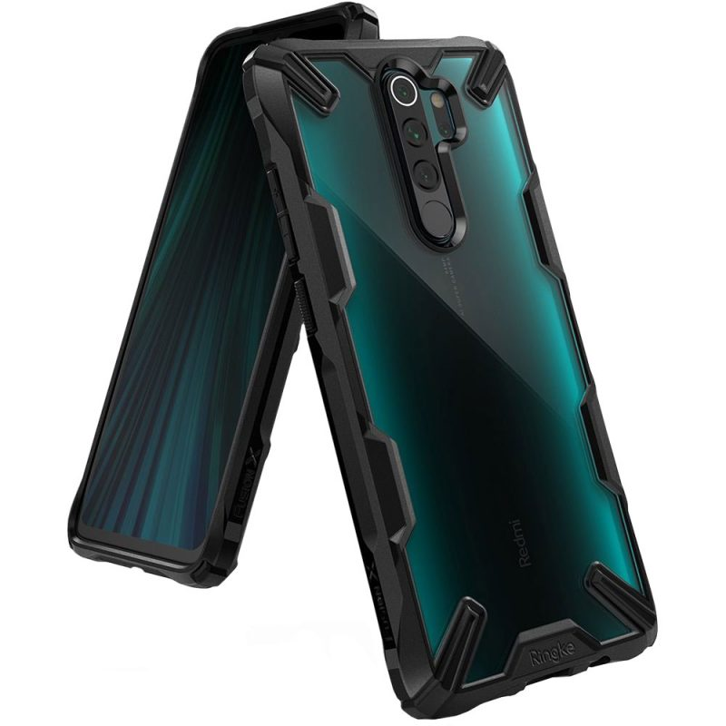 Fusion X Durable kryt na Xiaomi Redmi Note 8 Pro Black