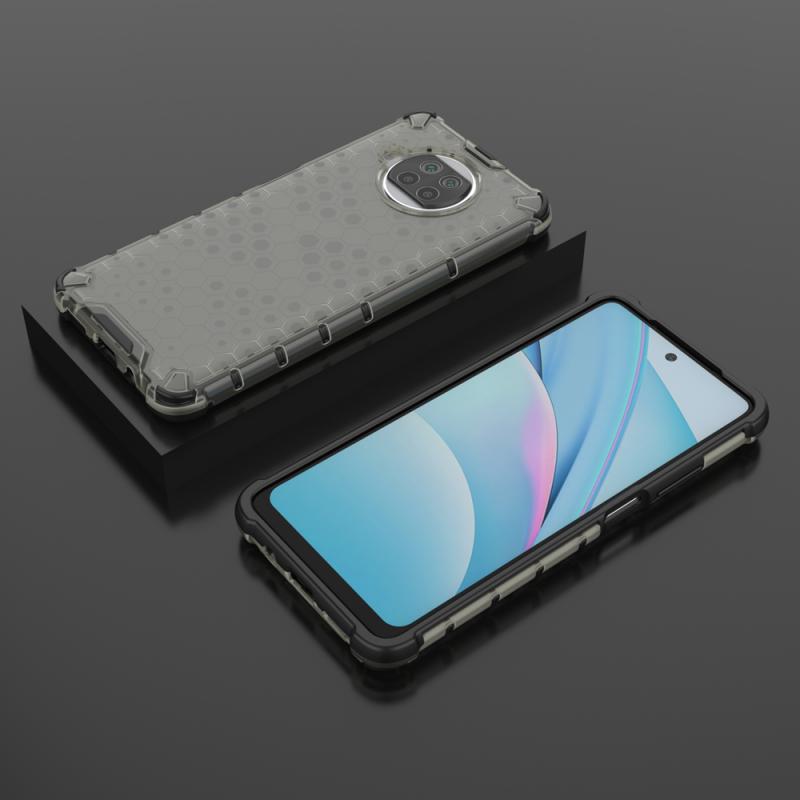 Honeycomb kryt na Xiaomi Mi 10T Lite Black