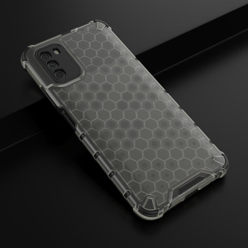 Honeycomb kryt na Xiaomi Poco M3/ Redmi 9T Black