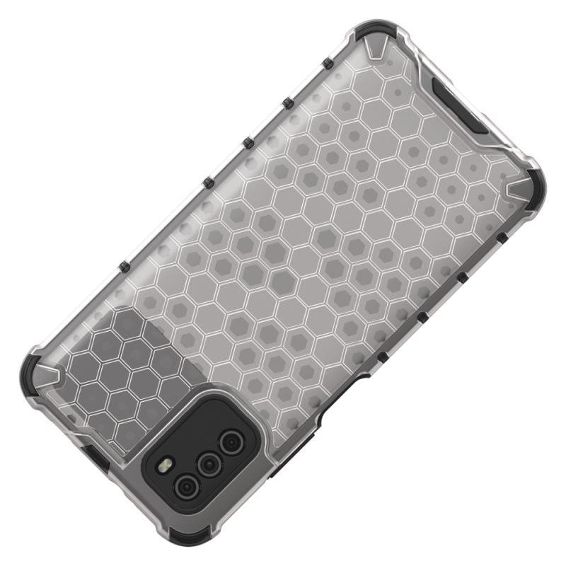 Honeycomb kryt na Xiaomi Poco M3/ Redmi 9T Transparent