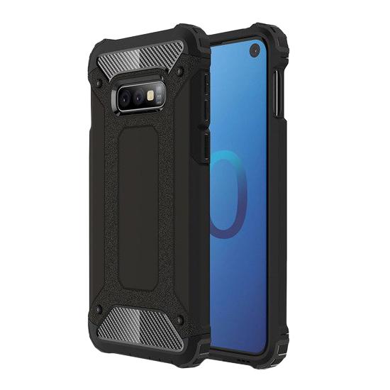 Hybrid Armor kryt na Samsung Galaxy S10e Black