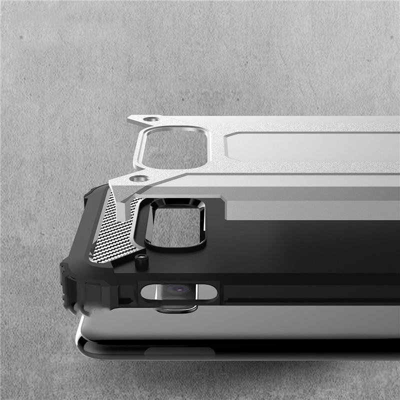 Hybrid Armor kryt na Samsung Galaxy S10e Silver