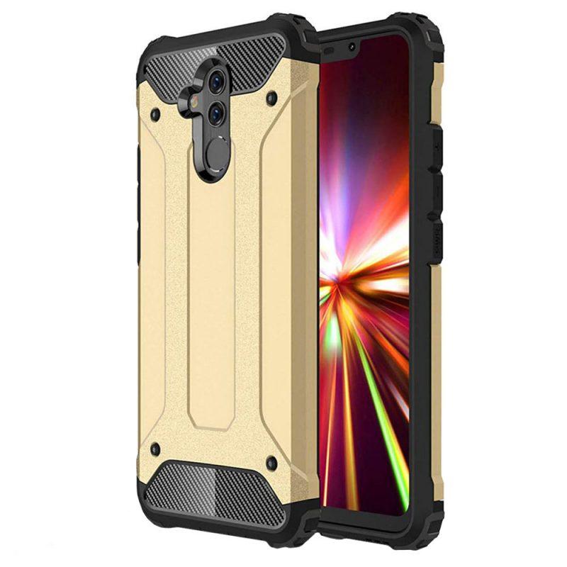 Hybrid Armor kryt na Huawei Mate 20 Lite Golden