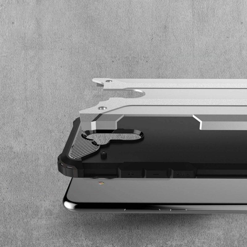 Hybrid Armor kryt na Huawei Mate 20 Lite Silver