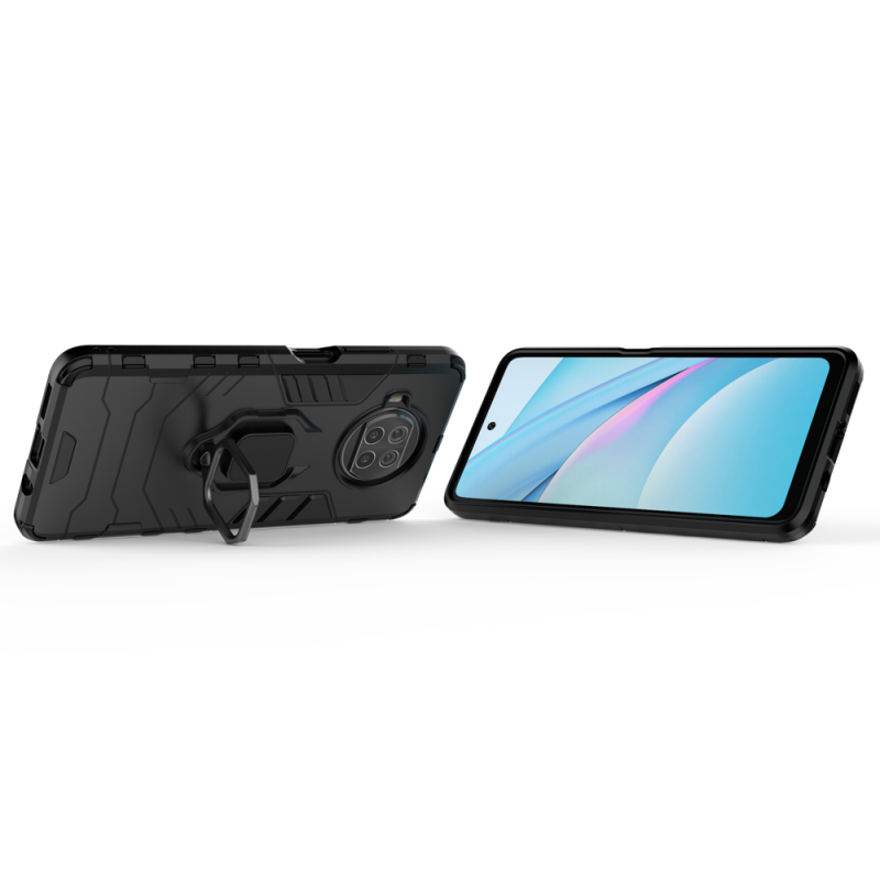 Ring Armor kryt na Xiaomi Mi 10T Lite Black