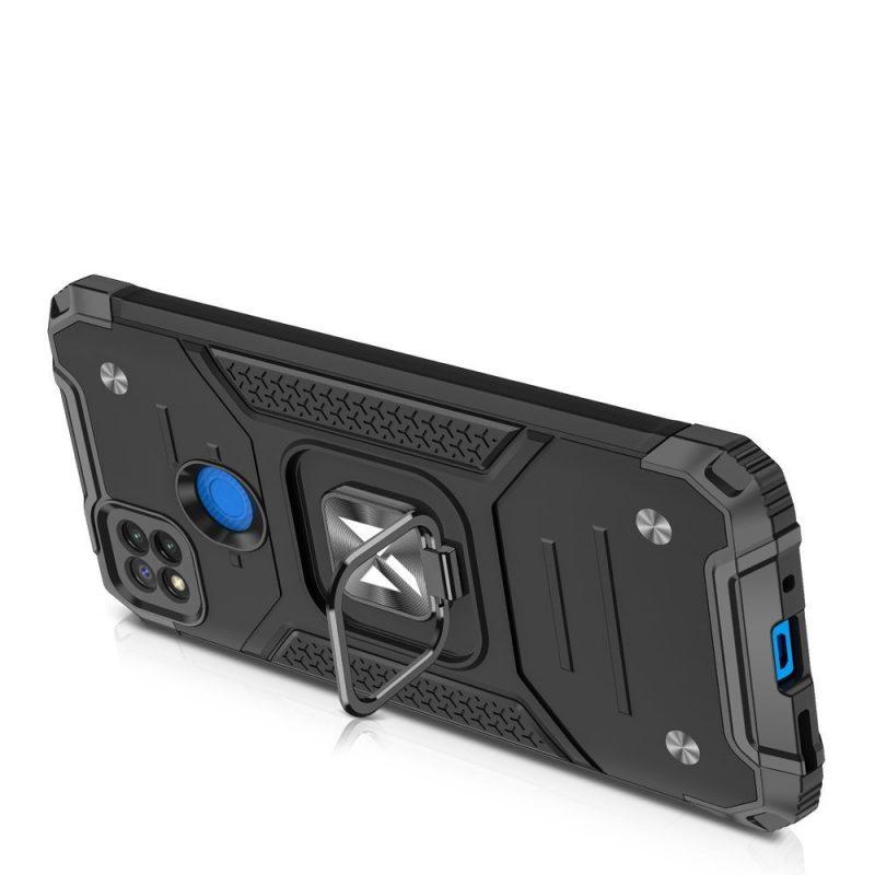 Ring Armor kryt na Xiaomi Redmi 9C Čierny