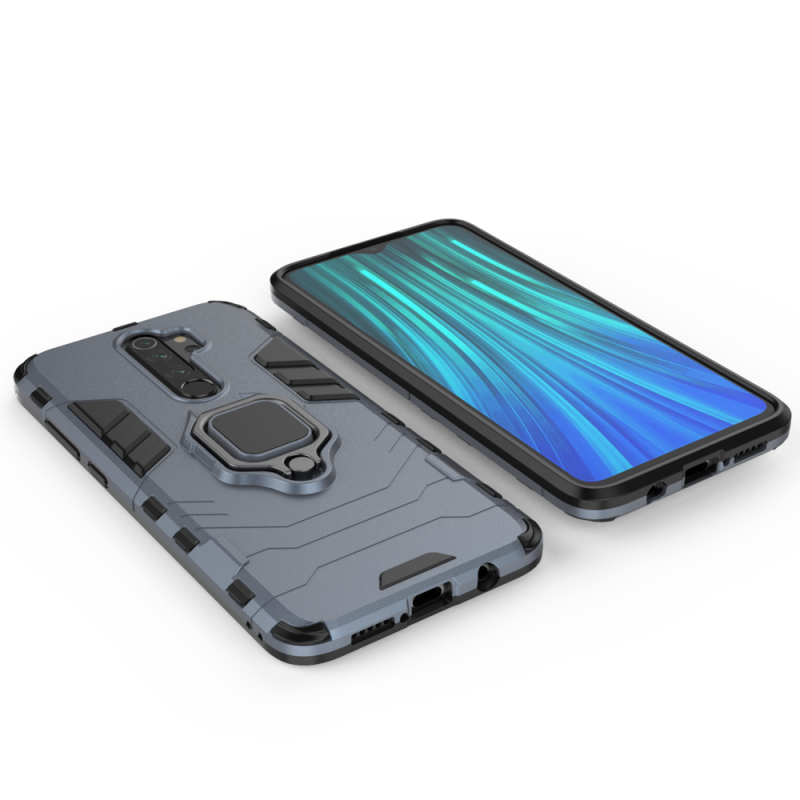 Ring Armor kryt na Xiaomi Redmi Note 8 Pro Blue