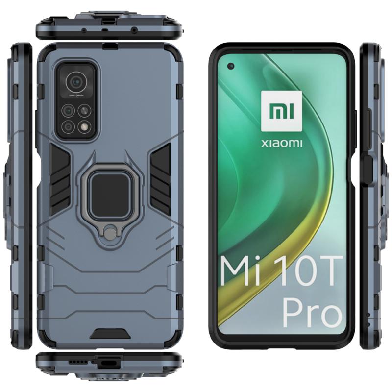 Ring Armor kryt na Xiaomi Mi 10T Pro/ Mi 10T Blue