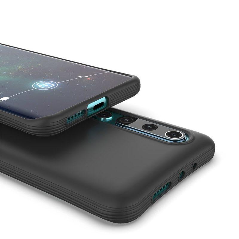 Silikónový kryt na Xiaomi Mi 10 Pro/ Mi 10 Čierny