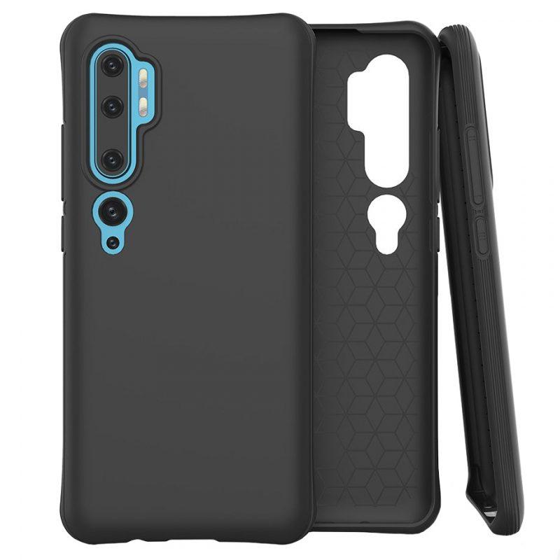 Silikónový Kryt na Xiaomi Mi Note 10 / Mi Note 10 Pro Black