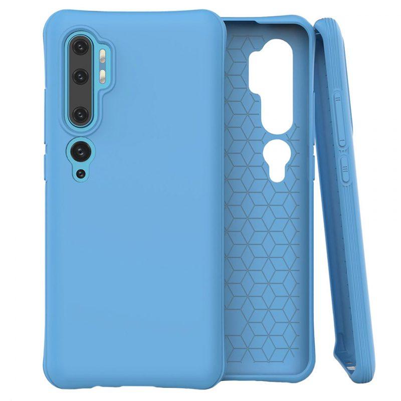 Silikónový Kryt na Xiaomi Mi Note 10 / Mi Note 10 Pro Blue
