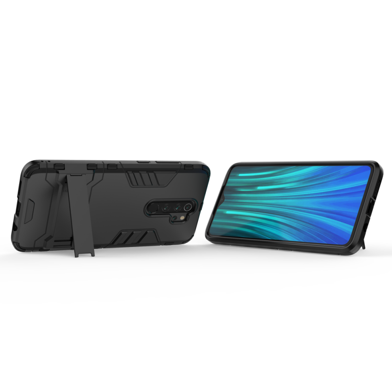 Stand Armor kryt na Xiaomi Redmi Note 8 Pro Black