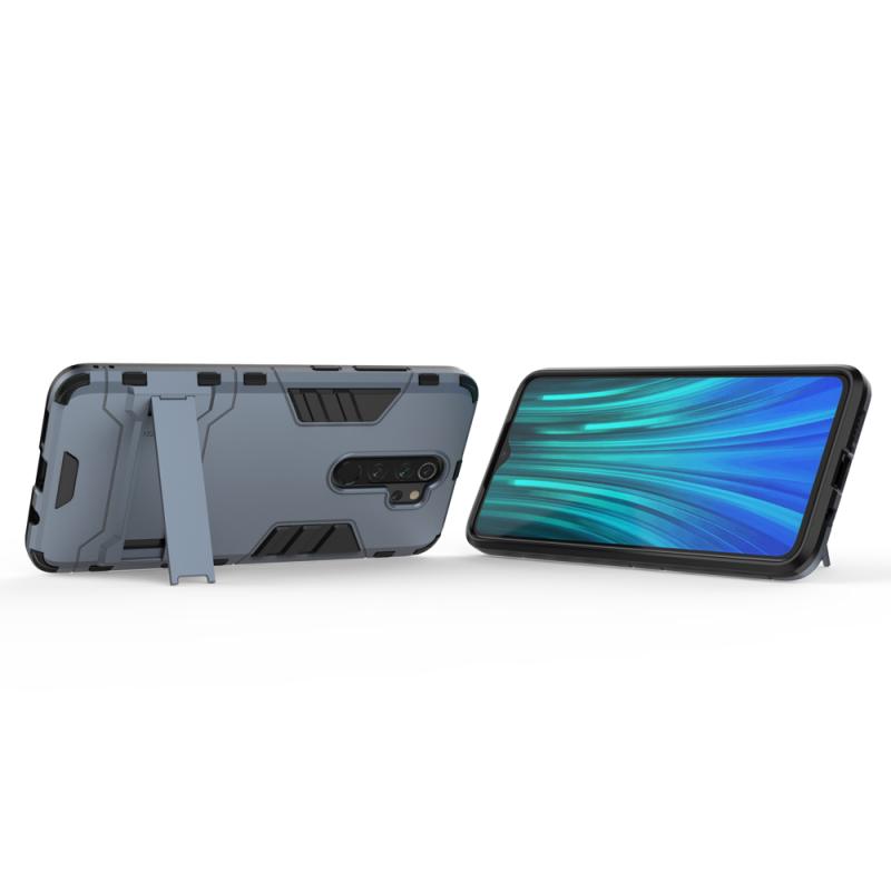 Stand Armor kryt na Xiaomi Redmi Note 8 Pro Blue
