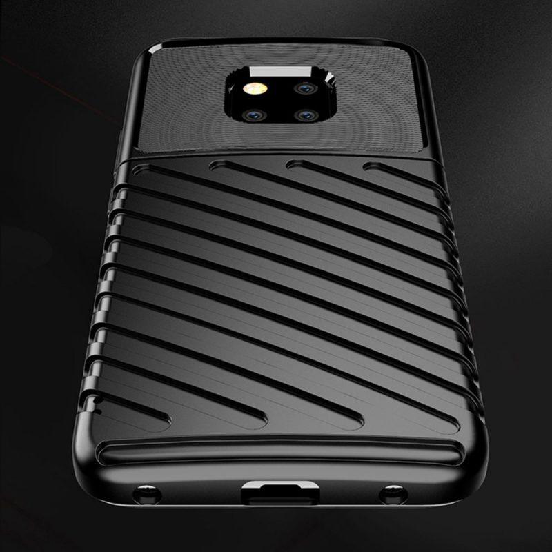 Thunder kryt na Huawei Mate 20 Pro Čierny