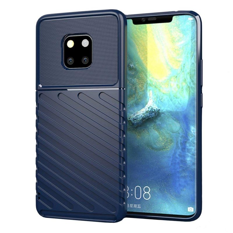 Thunder kryt na Huawei Mate 20 Pro Modrý