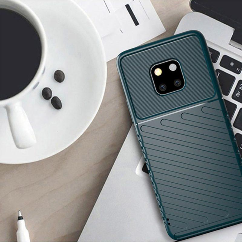 Thunder kryt na Huawei Mate 20 Pro Zelený