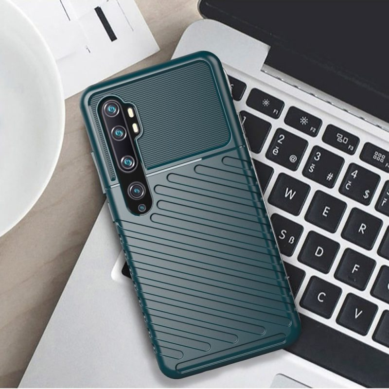 Thunder Kryt na Xiaomi Mi Note 10 / Mi Note 10 Pro Green