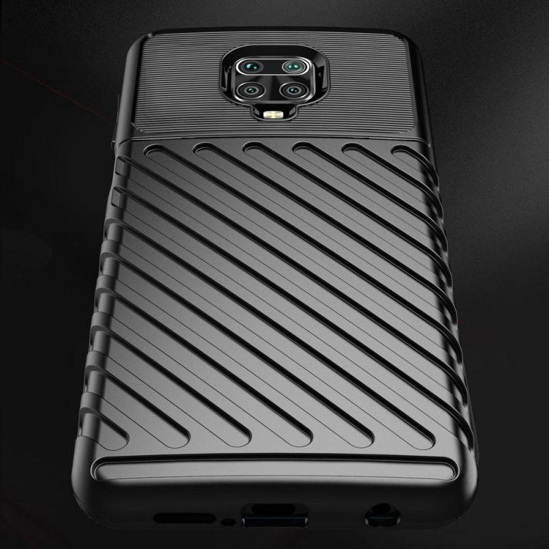 Thunder kryt na Xiaomi Redmi 9C Black