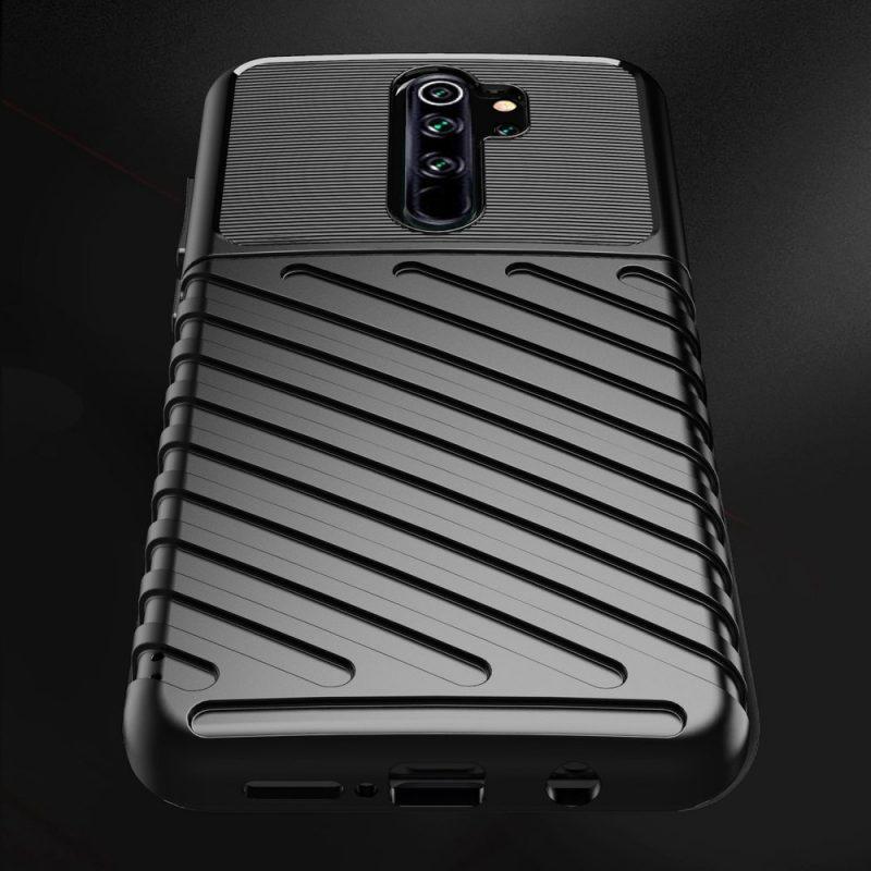 Thunder kryt na Xiaomi Redmi 9 Black